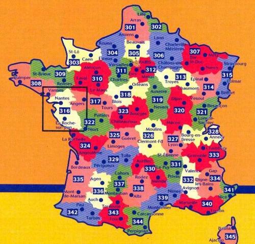 Petit Pont Map